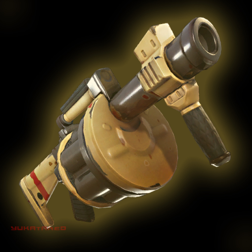 Legendary Grenade Launcher Fortnite Weapon Stats