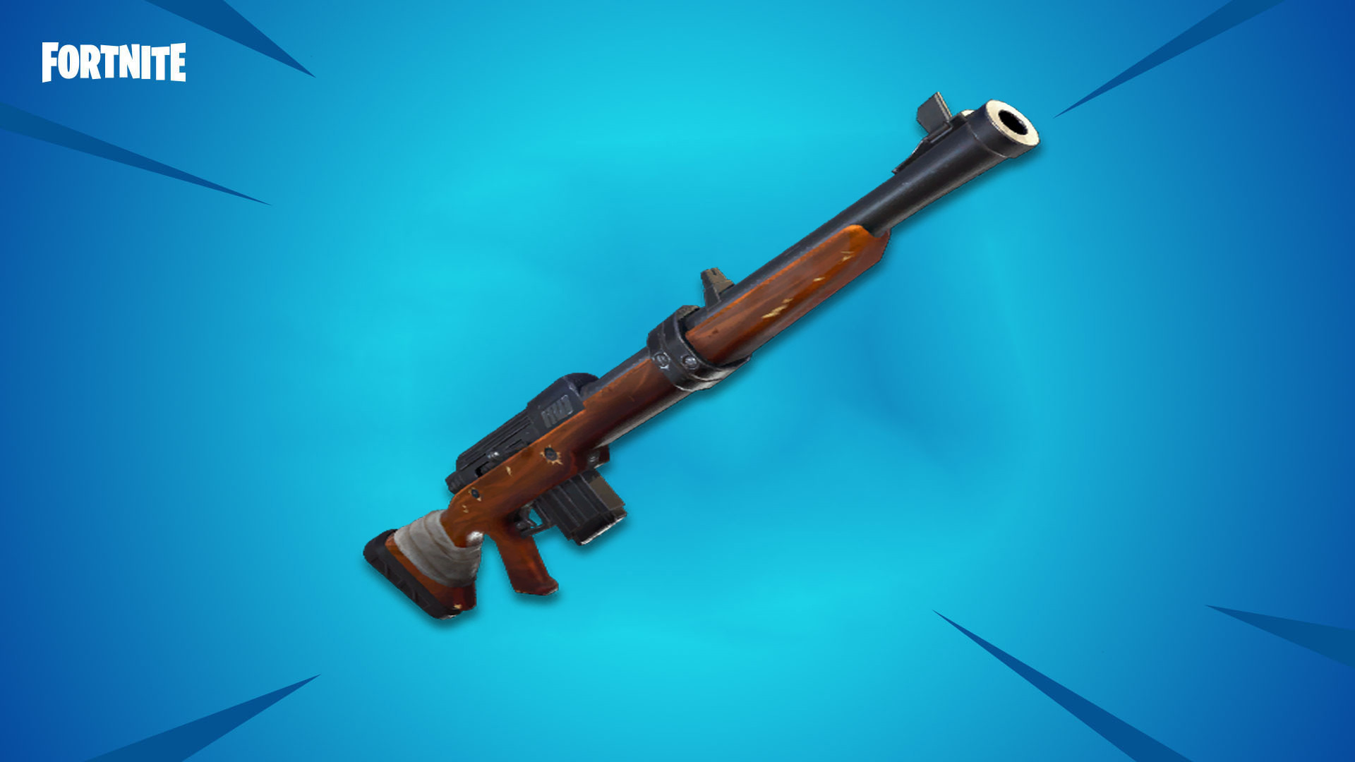Rare Hunting Rifle