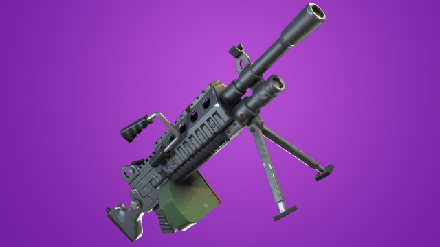 Epic Light Machine Gun