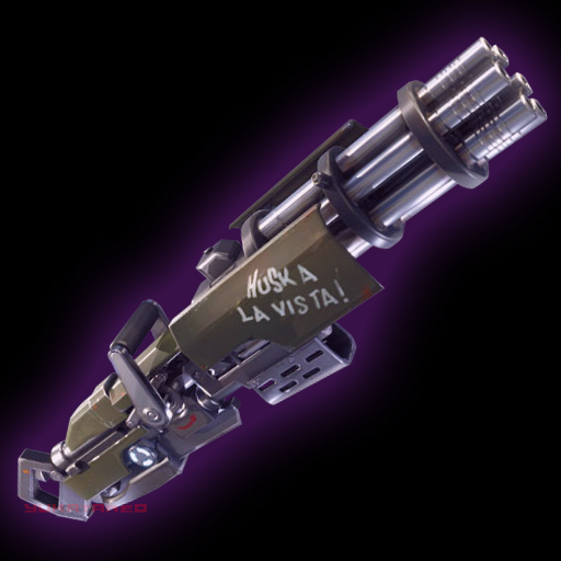 Legendary Minigun