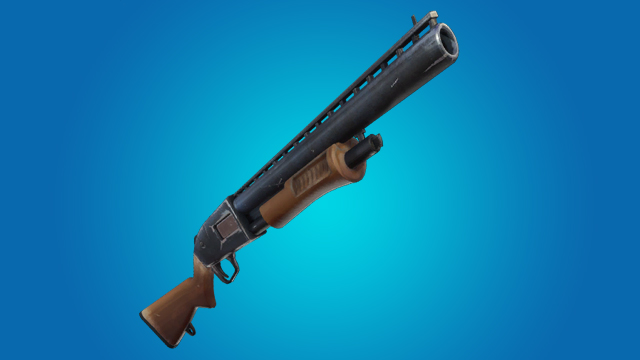 Uncommon Pump Shotgun