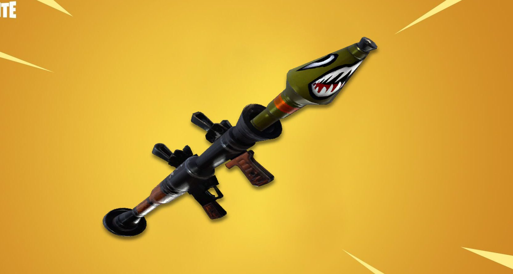 Legendary Rocket Launcher
