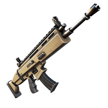 Epic Scar Fortnite Weapon Stats