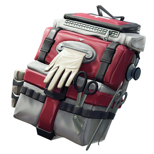 Epic Care Package Back Bling