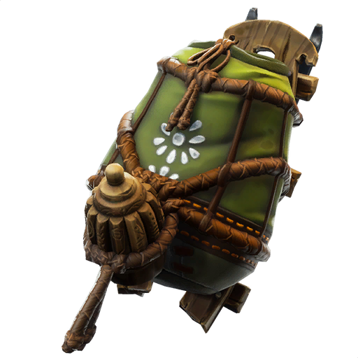 Epic Crafted Carrier Back Bling