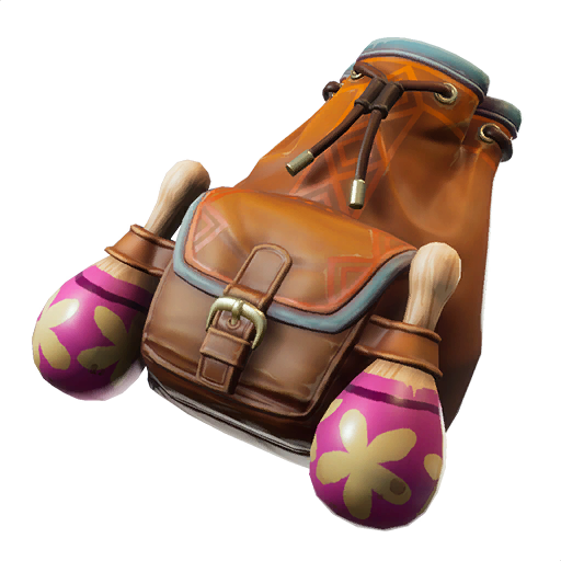 Epic Hip Shakers Back Bling
