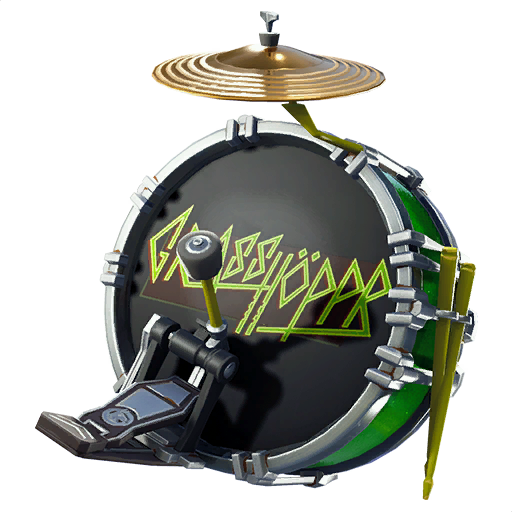 Epic Kick Drum Back Bling