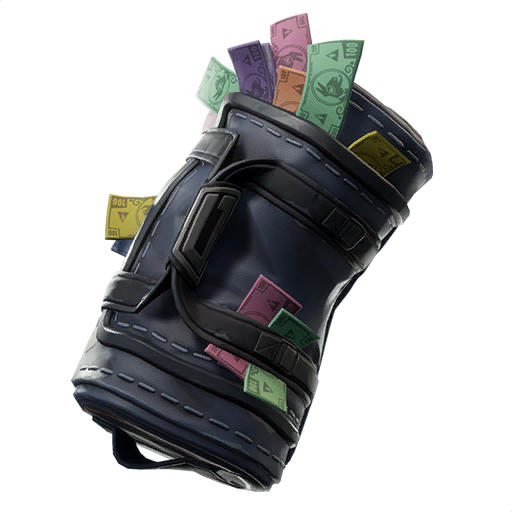 Epic Swag Bag Back Bling