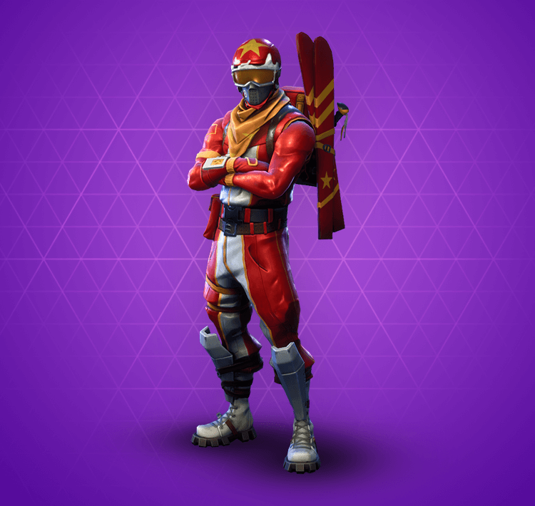 Epic Alpine Ace (CHN) Outfit