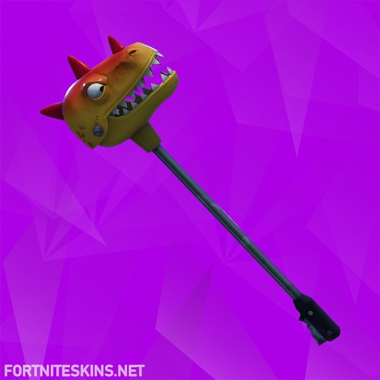 Epic Bitemark Pickaxe