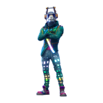 Epic DJ Yonder Outfit