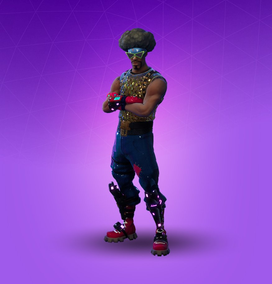 Epic Funk Ops Outfit
