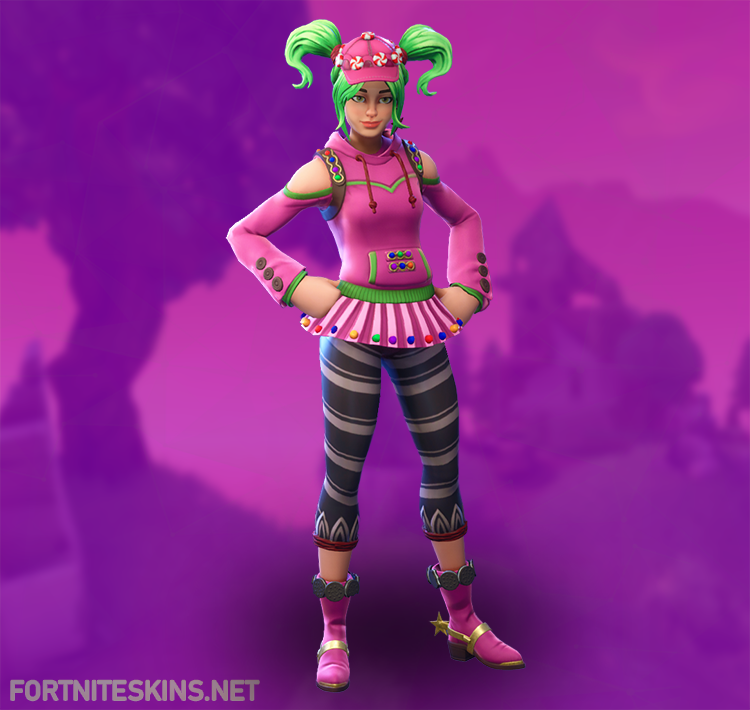 Epic Zoey Outfit