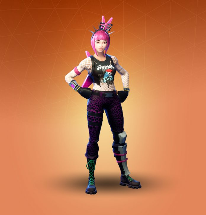 Legendary Power Chord Outfit