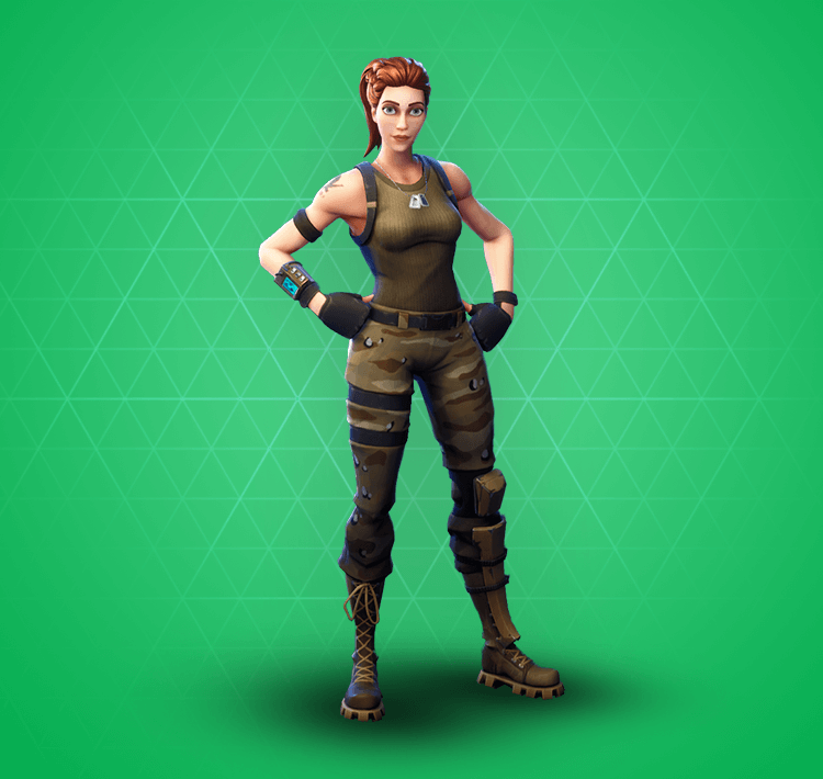 Uncommon Tower Recon Specialist Outfit