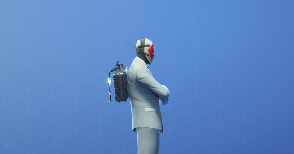 Legendary Cuff Case Back Bling