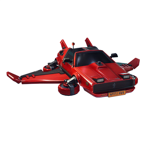 Legendary Hot Ride Glider