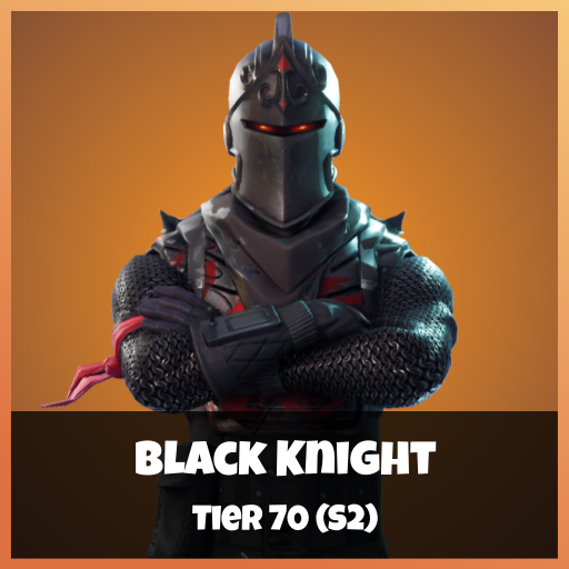 Legendary Black Knight Outfit