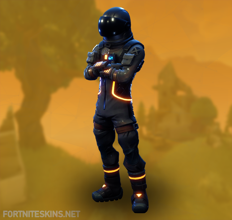 Legendary Dark Voyager Outfit