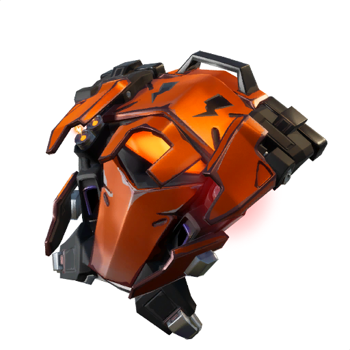 Legendary Deflector Back Bling