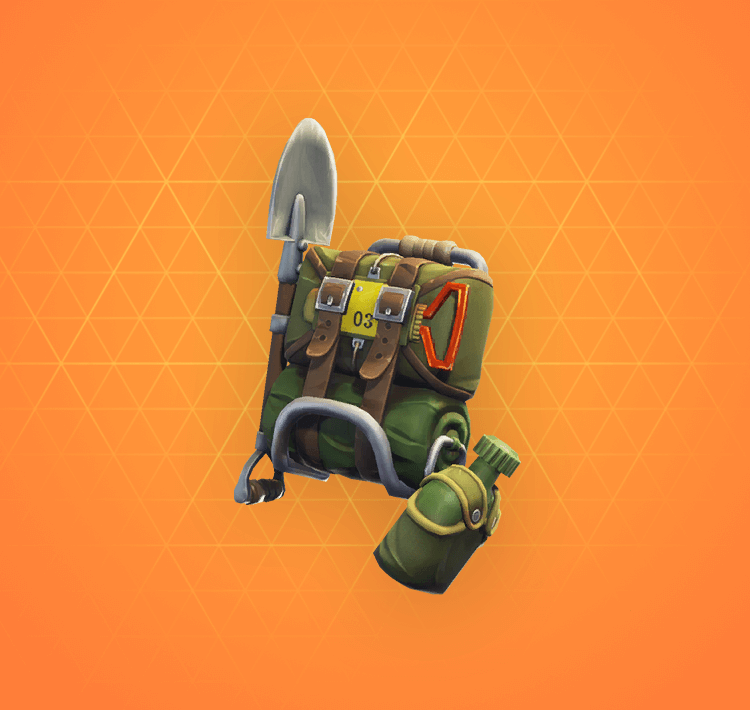 Legendary Raptor Satchel Back Bling
