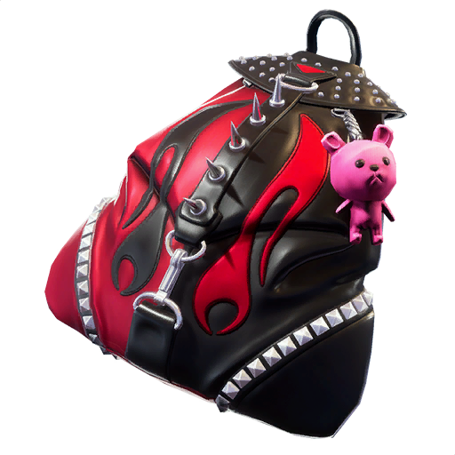 Rare Road Flair Back Bling