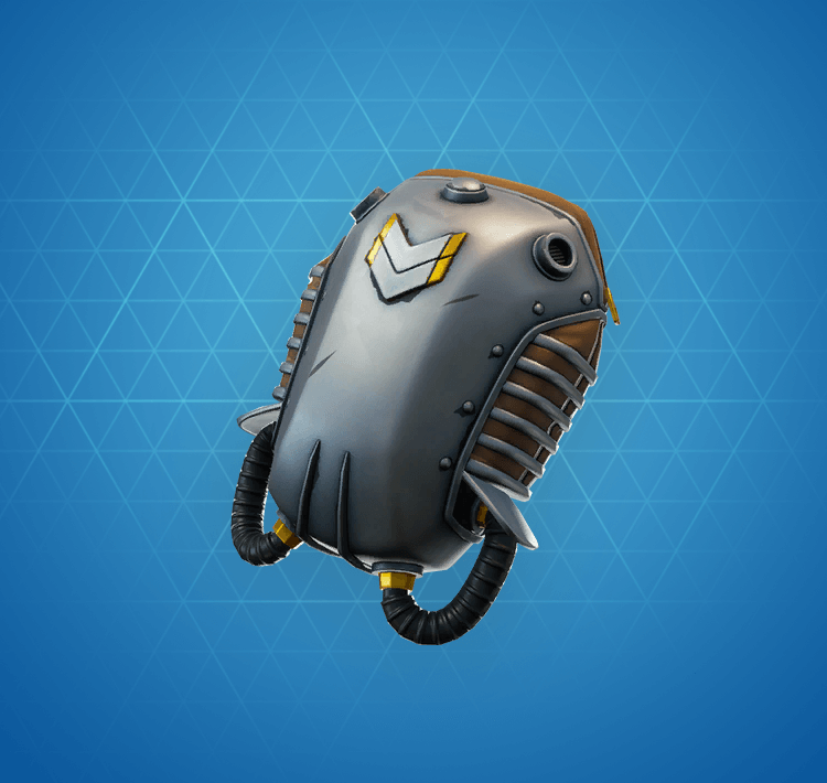 Rare Airflow Back Bling