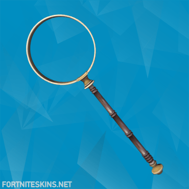 Rare Fated Frame Pickaxe