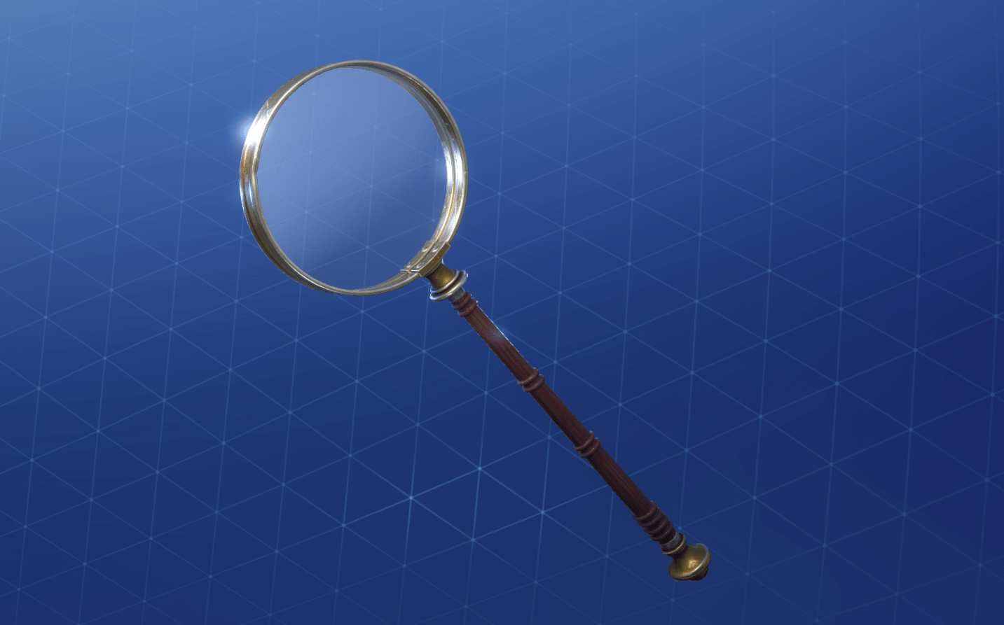 Rare Magnifying Axe Pickaxe
