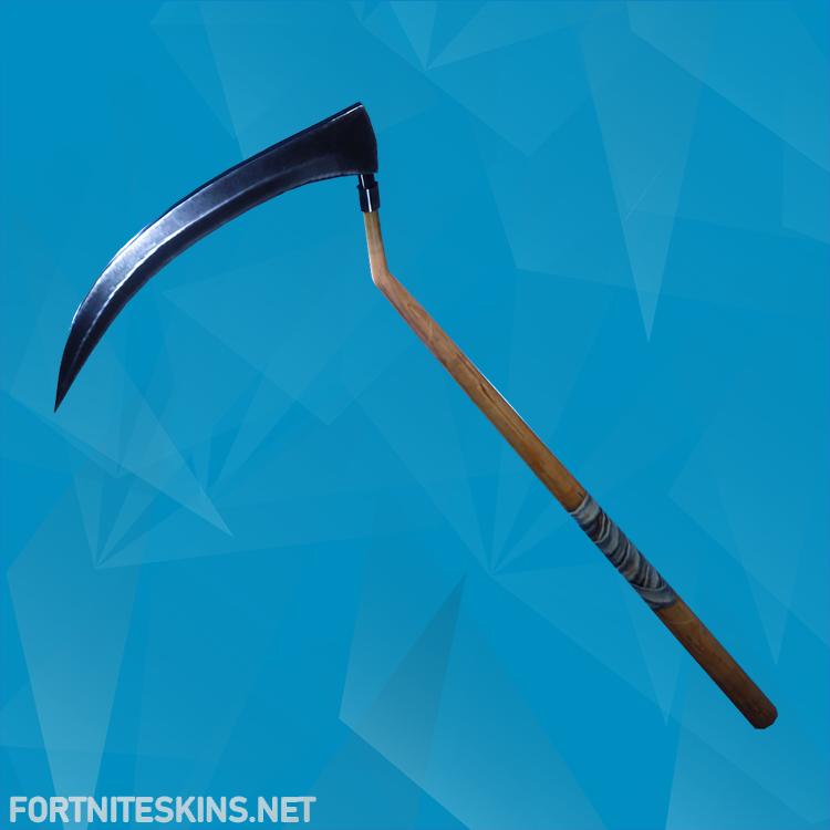 rare reaper pickaxe - fortnite planet pickaxe