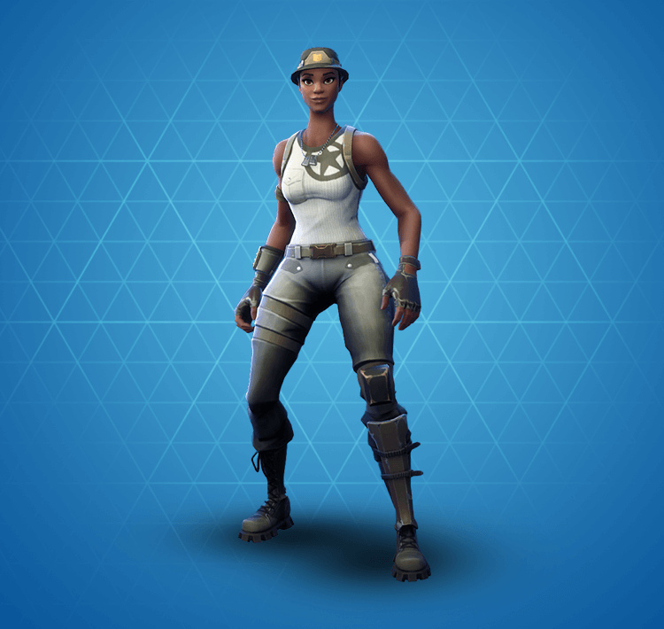Rare Recon Expert Outfit