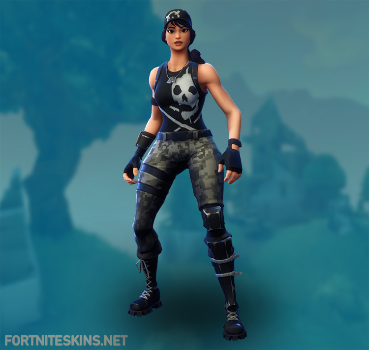 Rare Survival Specialist Outfit