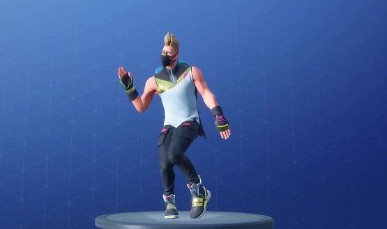 Common Dance Moves Emote
