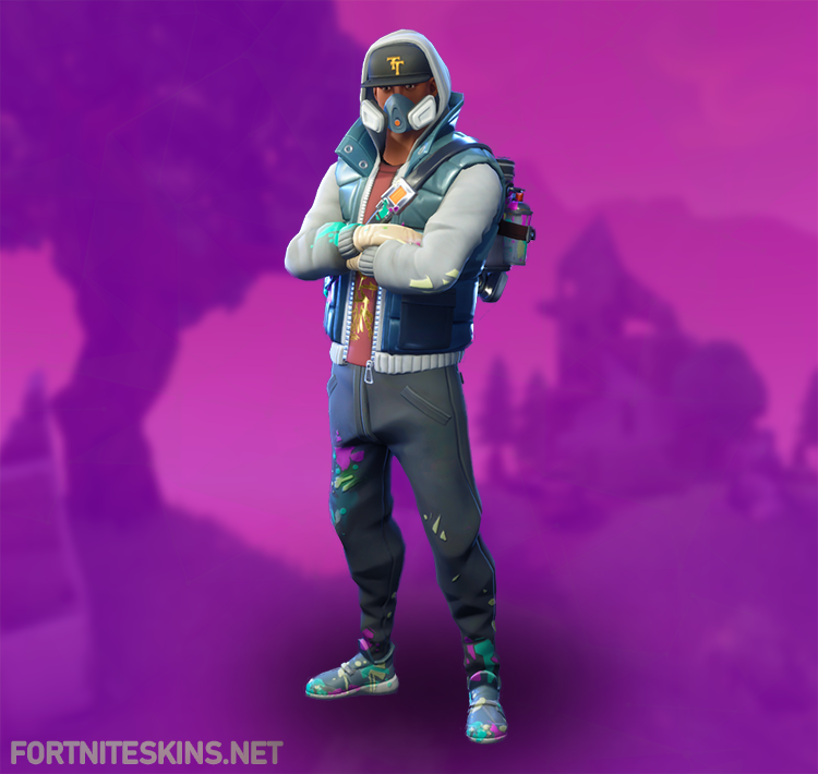 Epic Abstrakt Outfit