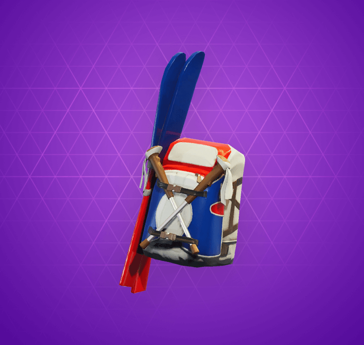 Epic Alpine Accessories Back Bling
