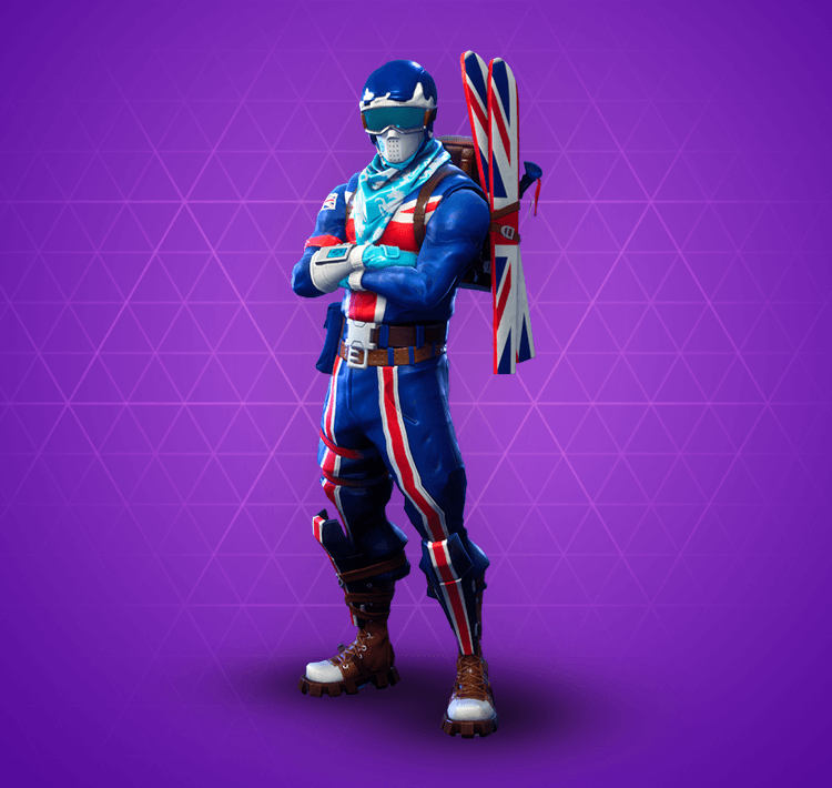 Epic Alpine Ace (GBR) Outfit