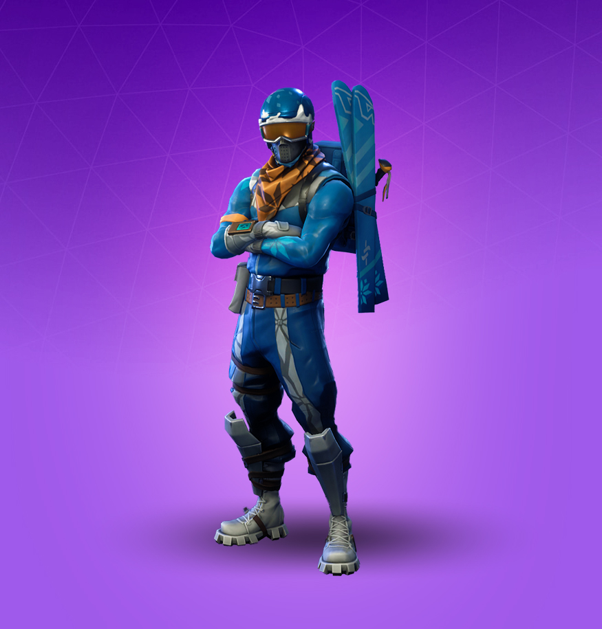 Epic Alpine Ace Outfit