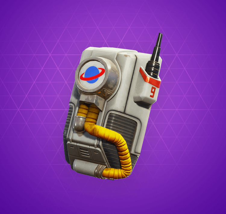 Epic Astro Back Bling