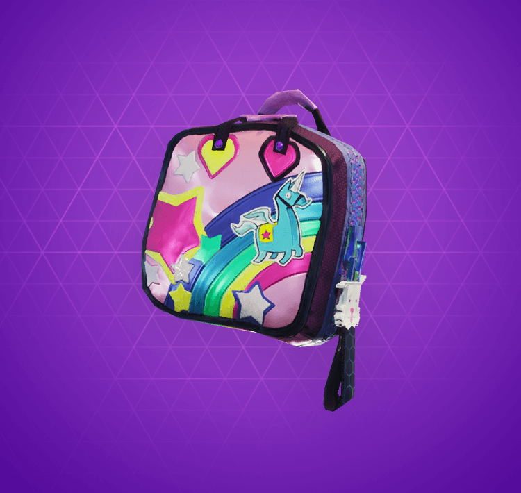 Epic Brite Bag Back Bling
