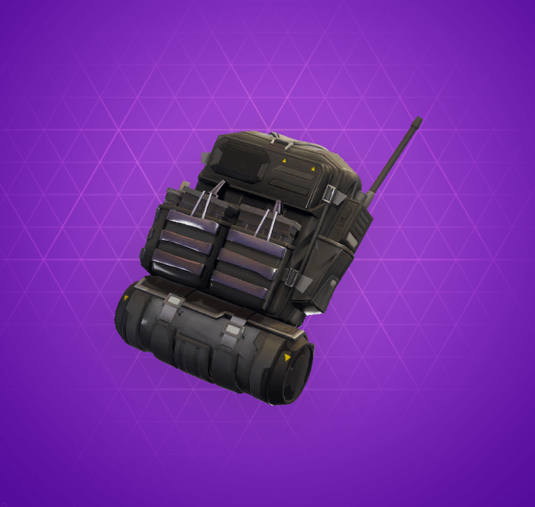 Epic Catalyst Back Bling