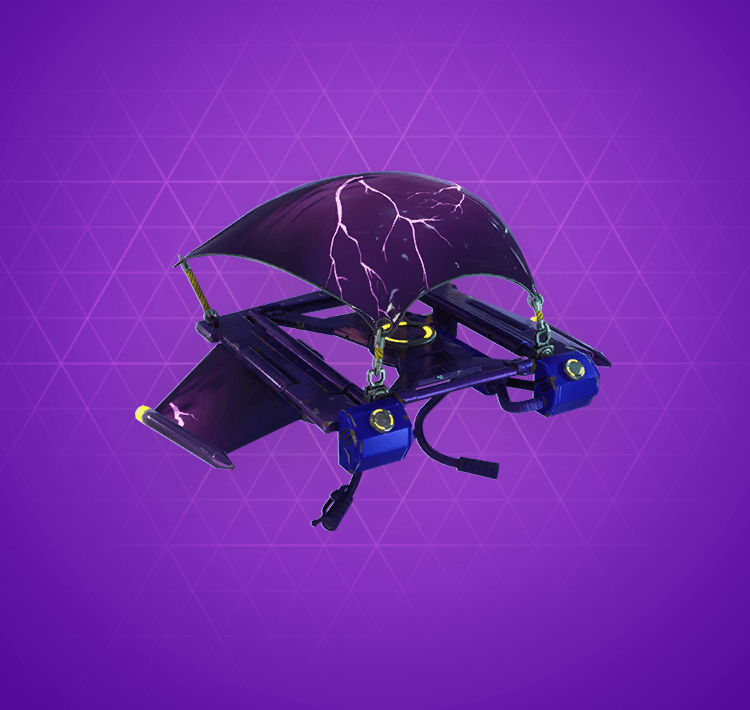 Epic Cloud Strike Glider