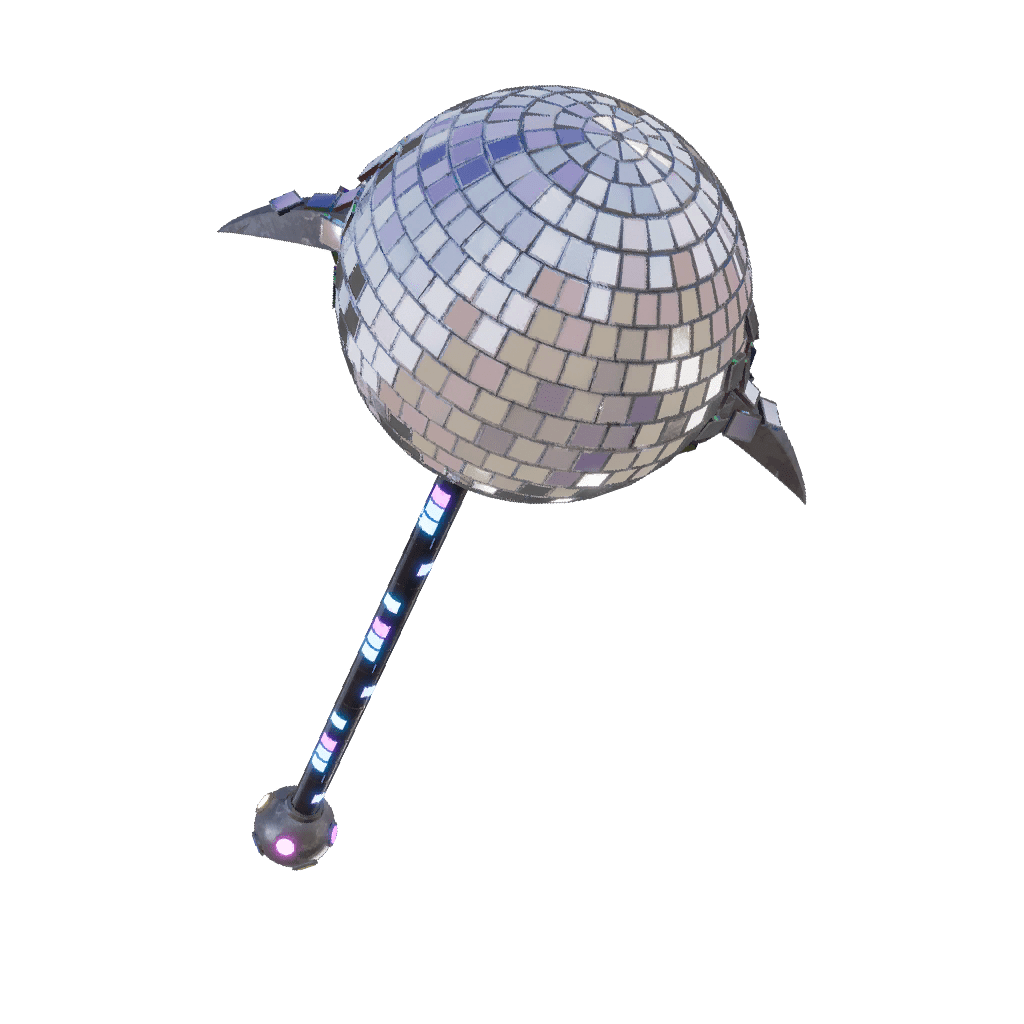 Epic Disco Brawl Pickaxe