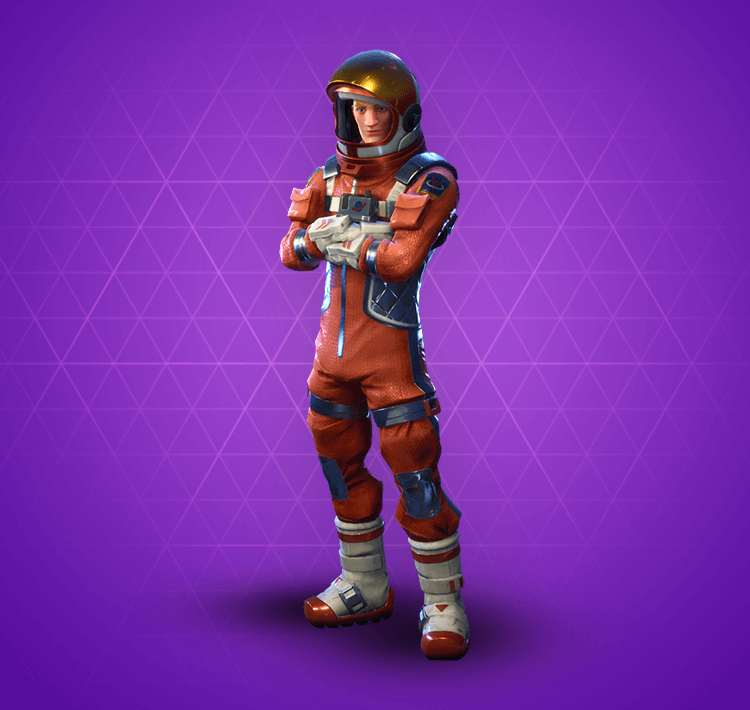 Epic Mission Specialist Outfit