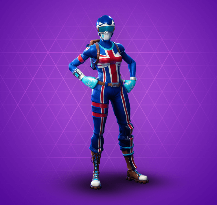 Epic Mogul Master (GBR) Outfit