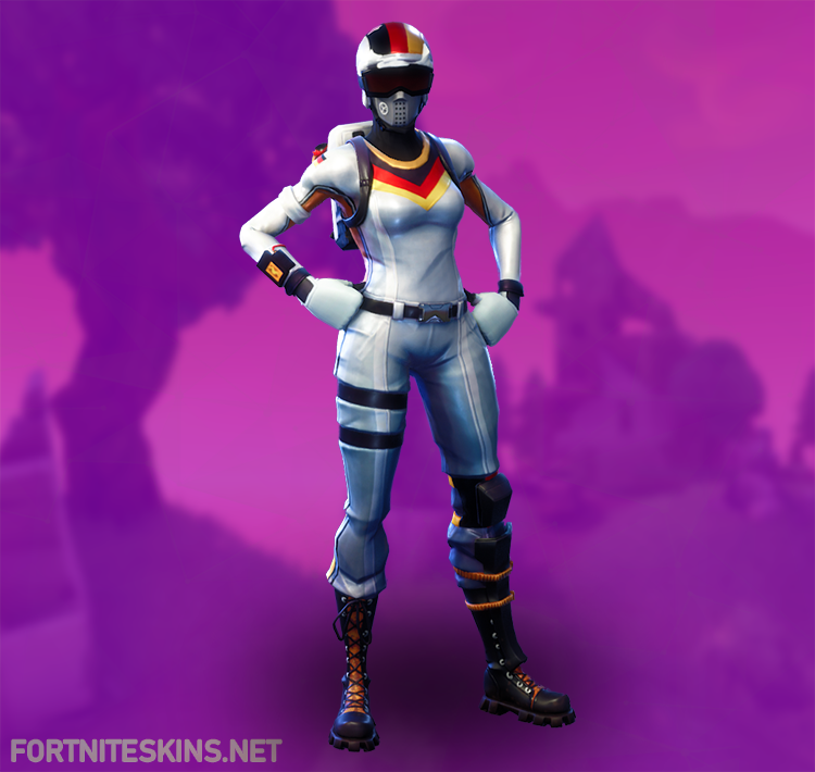 Epic Mogul Master (GER) Outfit