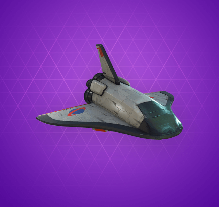 Epic Orbital Shuttle Glider