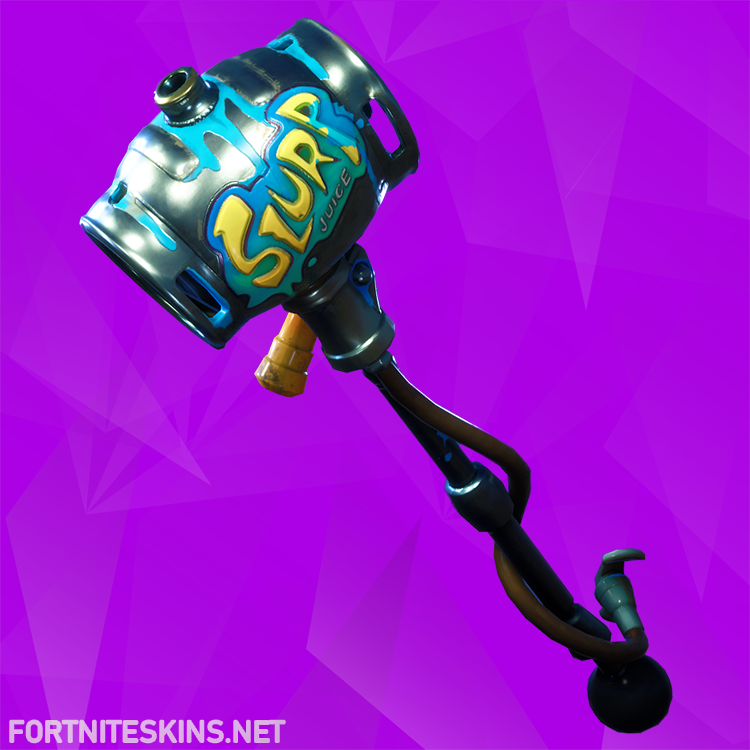 Epic Party Animal Pickaxe