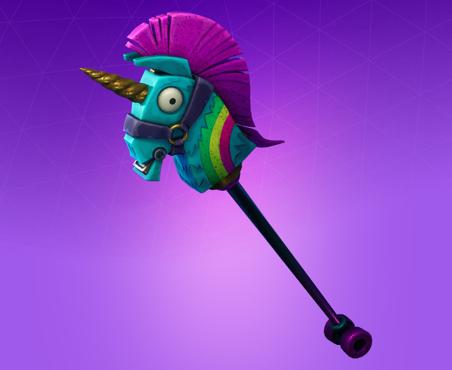 Epic Rainbow Smash Pickaxe