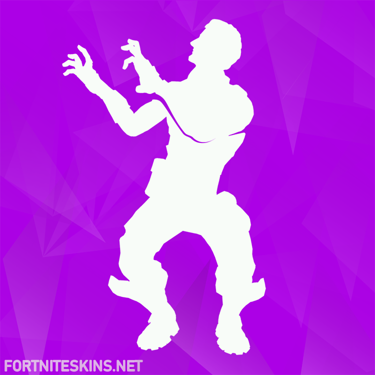 Epic Reanimated Emote
