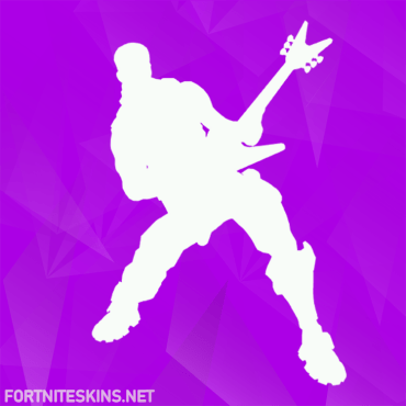 Epic Rock Out Emote